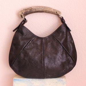 Yves Saint Laurent Mombasa Horn Small Bag